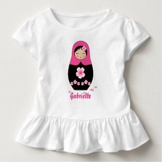 Matryoshka Toddler T-shirt