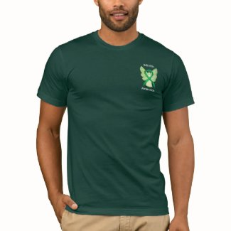 Arthritis Awareness Ribbon Angel Custom Shirts