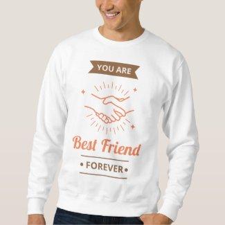 HandShake Best Friend Sweatshirt