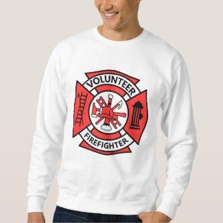 Volunteer Firefighter Sweatshirt
