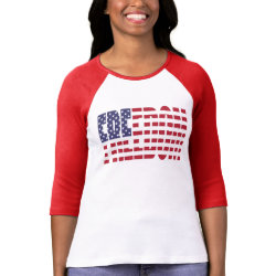 U.S. Freedom Flag T-Shirt