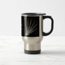 Extra Digit X-ray Left Hand Travel Mug