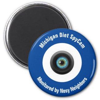 Standard, 2¼ Inch Circle Magnet