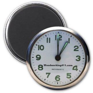Pocket Watch Magnet