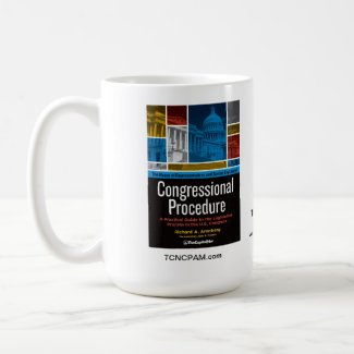 Congressional Procedure Mug from TheCapitol.Net