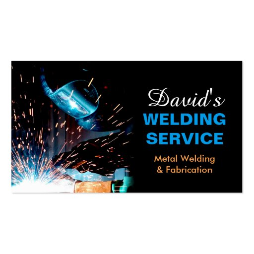 Professional Metal Welding Fabrication Contractor Business