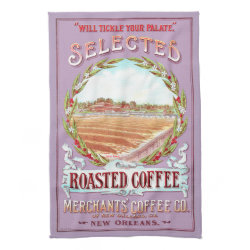 Selected Roasted Coffee Towel