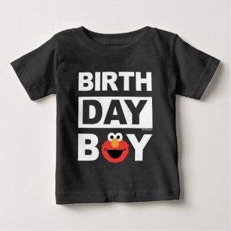 Sesame Street | Elmo - Birthday Boy Baby T-Shirt