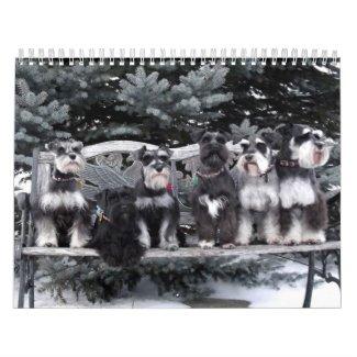 Calendar, White Calendar