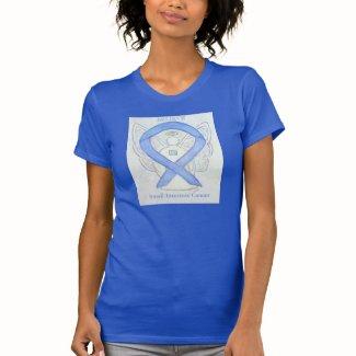 Small Intestine Cancer Awareness Ribbon Shirt