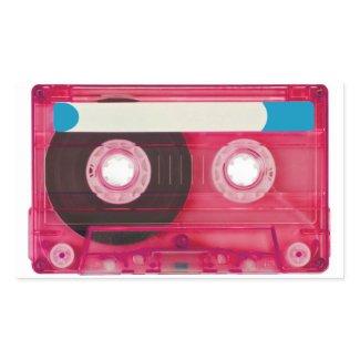 audio compact cassette rectangular sticker