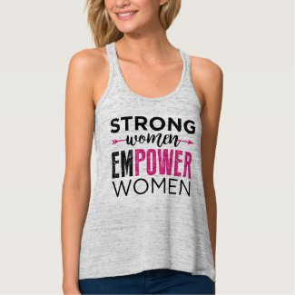 Strong Women EmPOWER Women Tank Top