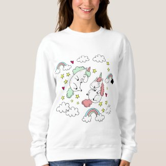 Unicorn Best Friend Sweatshirt