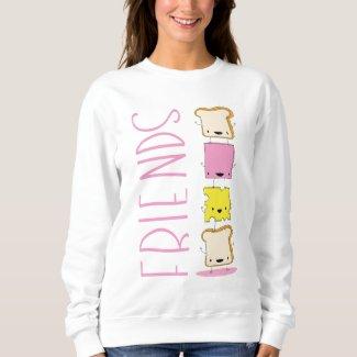 Sandwich Best Friend Sweatshirt