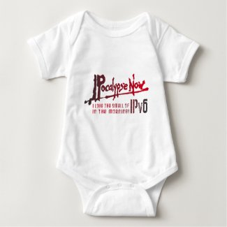 IPocalypse Now! Baby Bodysuit