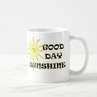 Sun Good Day Sunshine Mugs