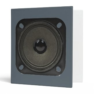 speaker 3 ring binder