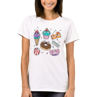 Food Friends T-Shirt