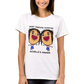 Couple Best Friends Shirts