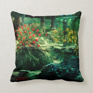Cotton Throw Pillow, Throw Pillow 16