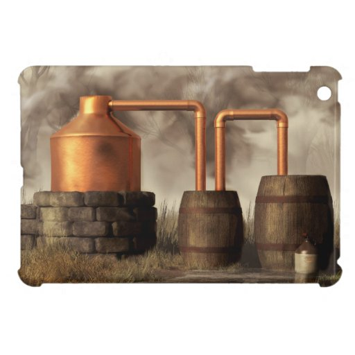 Swamp Moonshine Still Case For The iPad Mini | Zazzle