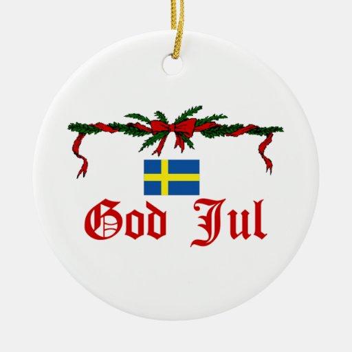 Christmas Tree Sweden: Sweden Christmas Christmas Tree Ornaments