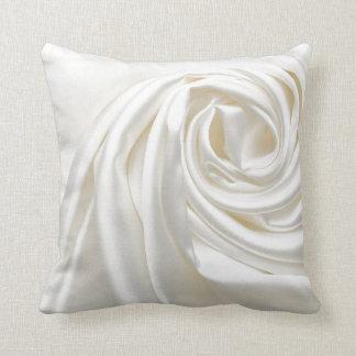 White Satin Pillows White Satin Throw Pillows