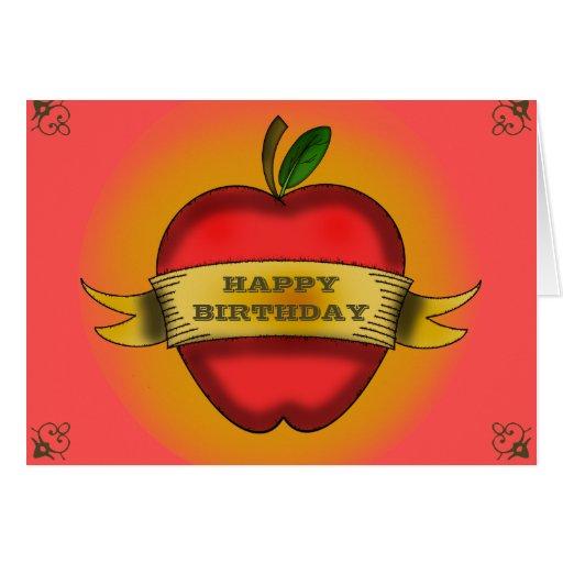 teacher birthday card  zazzle