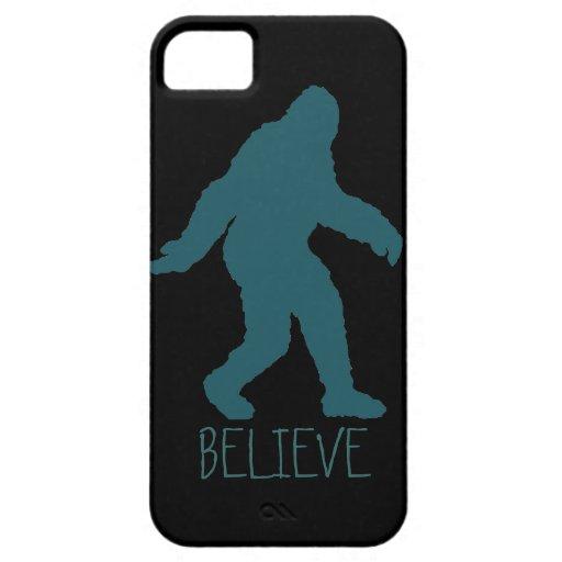 Bigfoot Iphone Case