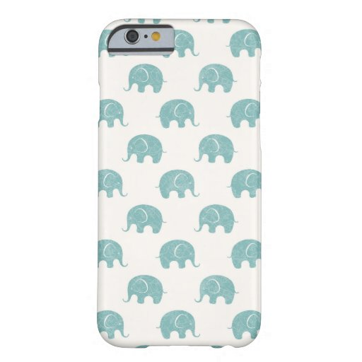 Cute Elephant Iphone  Cases