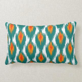 Teal And Orange Pillows Decorative Amp Throw Pillows Zazzle