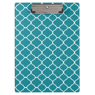 Teal Clipboards Amp Form Holders Zazzle