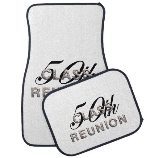 TEE 50th Class Reunion Floor Mat
