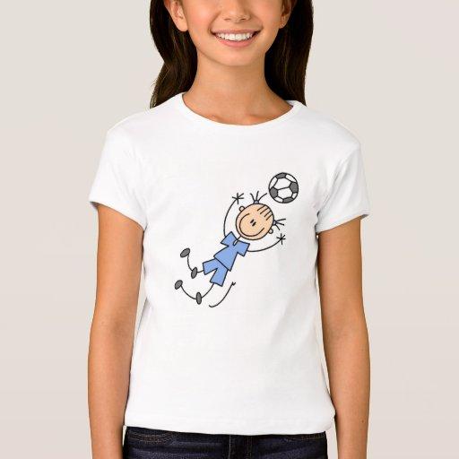 Blue Soccer Uniform 107