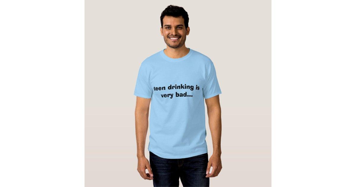 Teen Drinking Is Very Bad 72