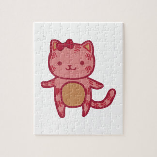 Pink Pussy Puzzles 9