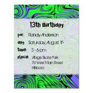 Birthday Invitations Teen 43