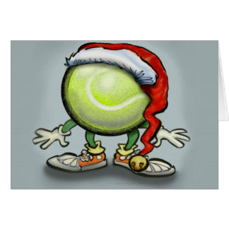 Tennis Christmas Greetings Gifts on Zazzle