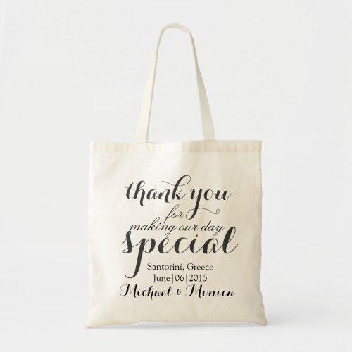 Personalized Wedding Gift Bags: Unique Wedding Souvenir