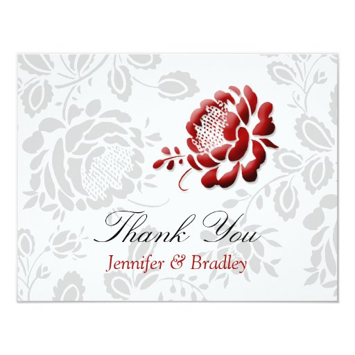 After Wedding Thank You Messages: Thank You Notes After The Wedding Card