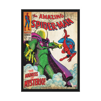 Spider-Man Print – Canvas Art Rocks |Man Canvas Print
