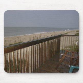 The Beach House mousepad