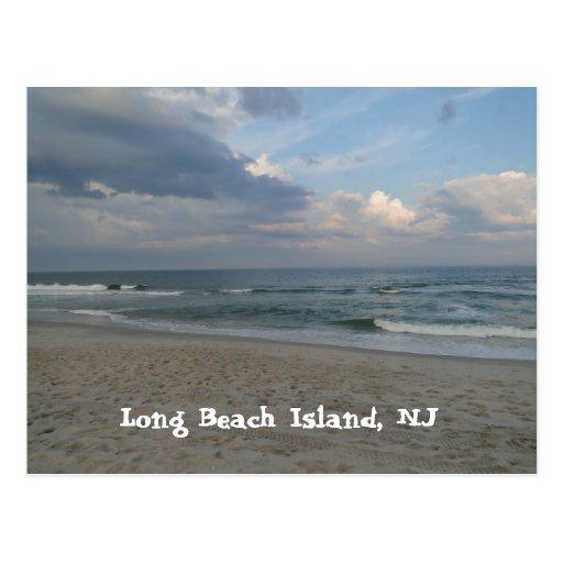 Lbi: The Beautiful LBI, NJ Postcard