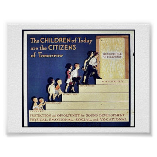 Todays youth tomorrow citizens