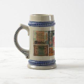 The Color of Money mug