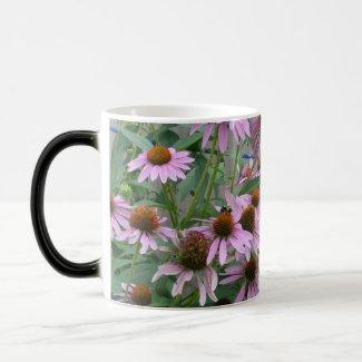 The Coneflower Dance mug