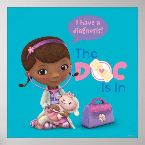 The Activity Mom - Doc McStuffins Pretend Play (printables ... |Doc Mcstuffins Poster