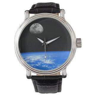 Earth Wrist Watches | Zazzle