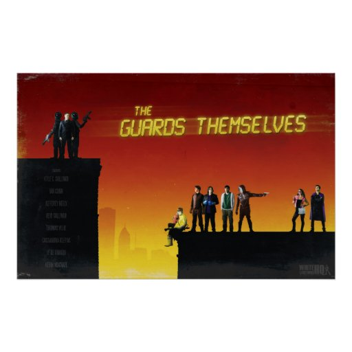 The Guards Themselves - Horizontal Poster