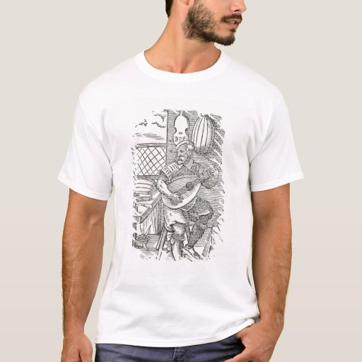 The Instrument Maker's Workshop Circa 1570 T-Shirt
